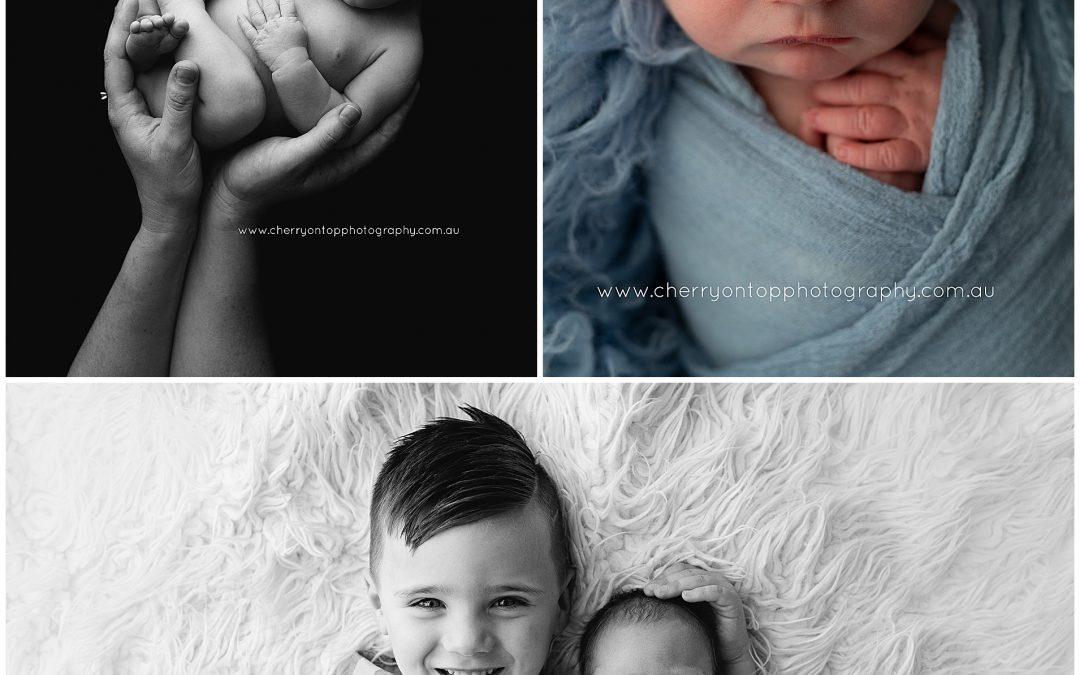 Riley | Newborn Photography Sydney