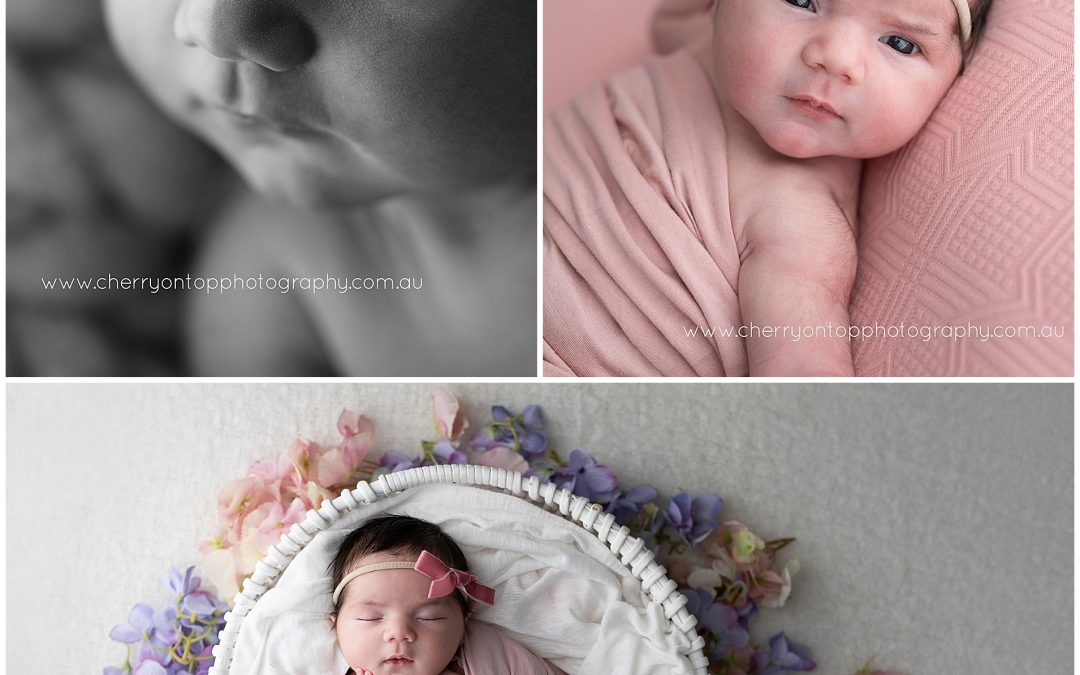 Naimh | Newborn Photography Sydney