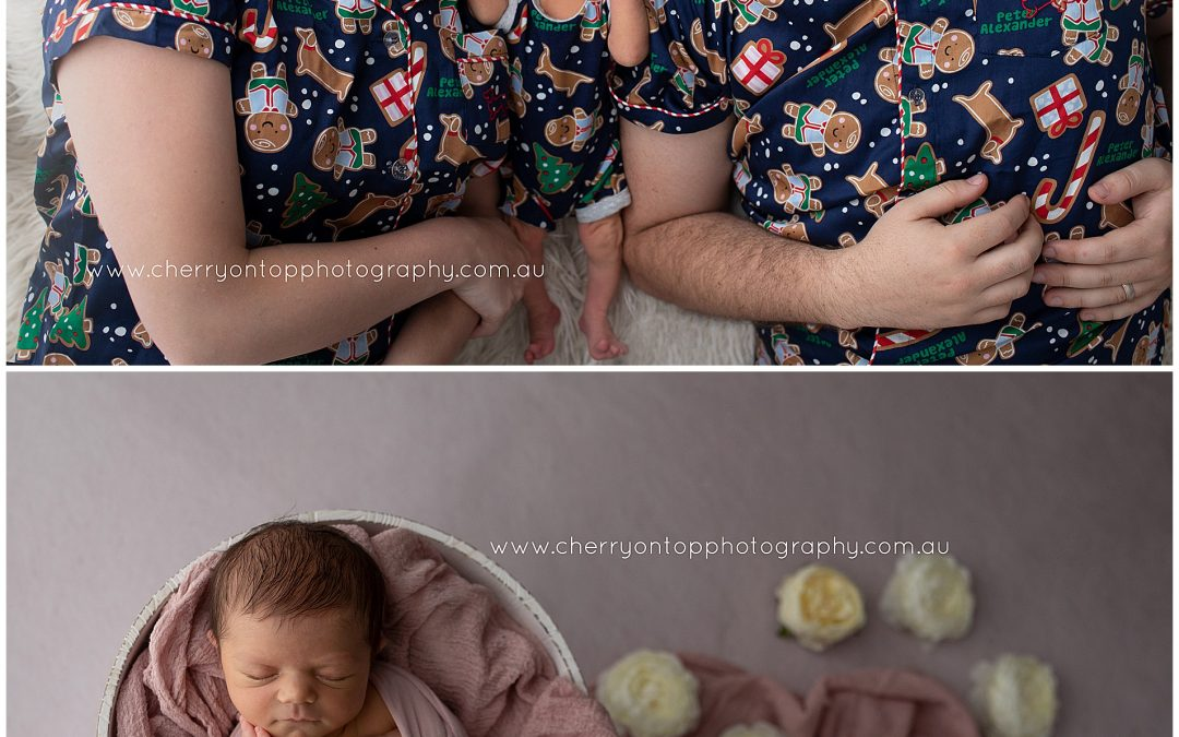 Sally | Newborn Photography Sydney