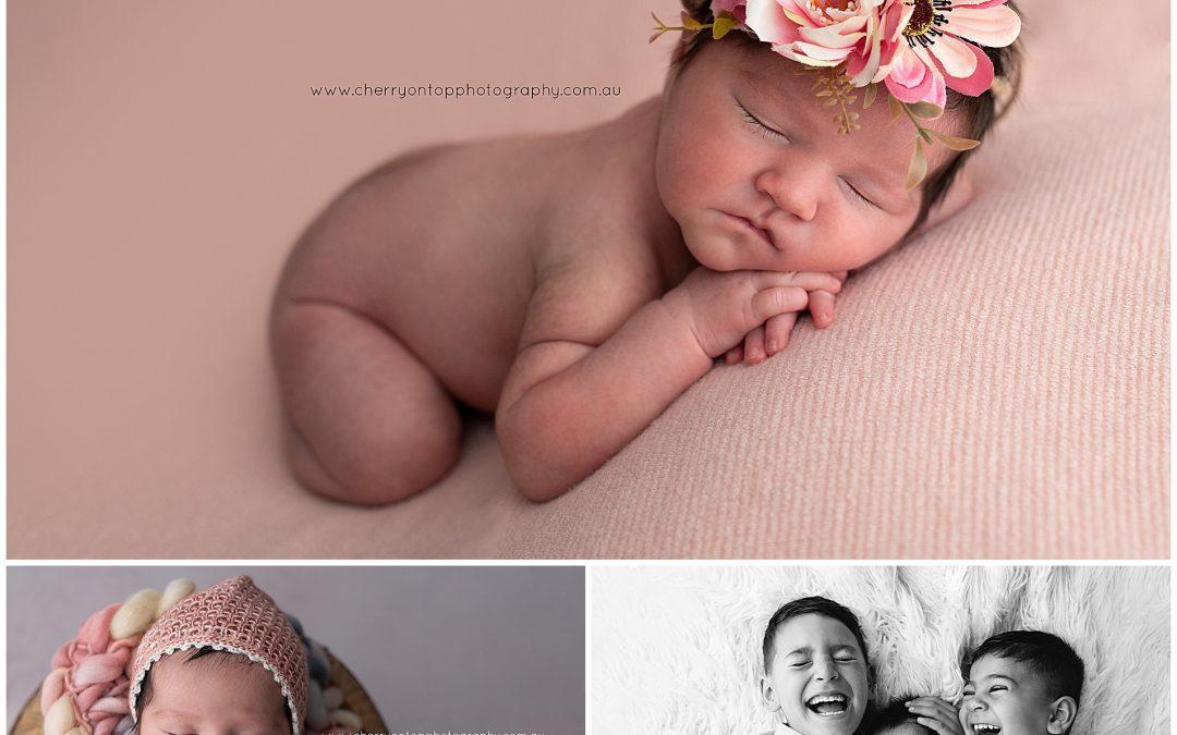 Isla | Newborn Photography Sydney