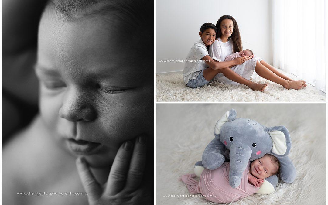 Grace   Newborn Photography Sydney