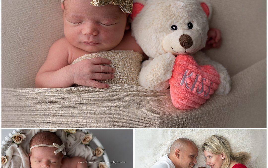 Giselle | Newborn Photography Sydney