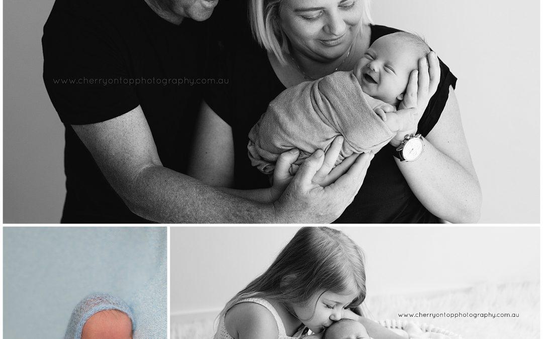 John | Newborn Photography Sydney