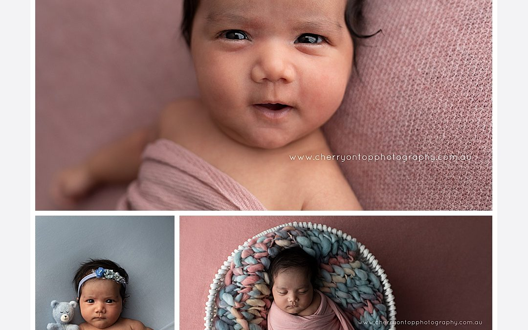 Samara | Newborn Photography Sydney