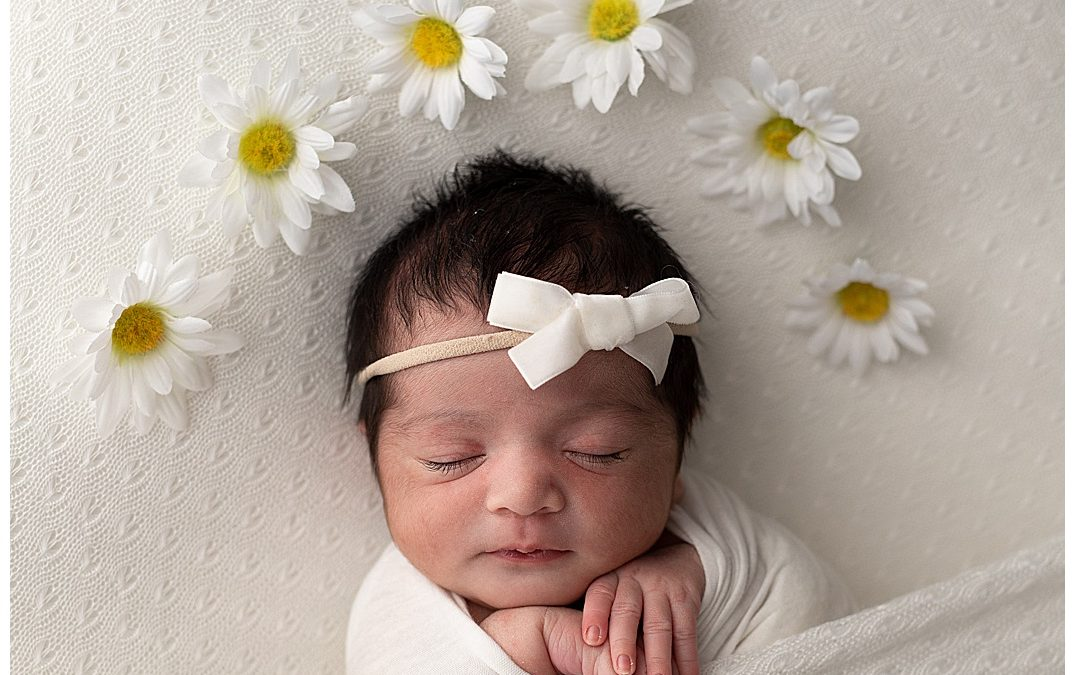 Aaliyah | Newborn Photography Sydney