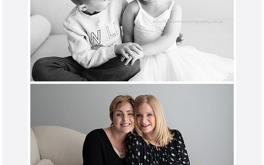 Family |Indoor Photography Sydney