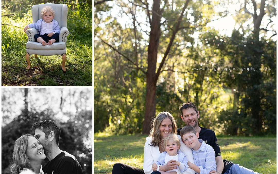 Sunset Session | Family Photography Sydney