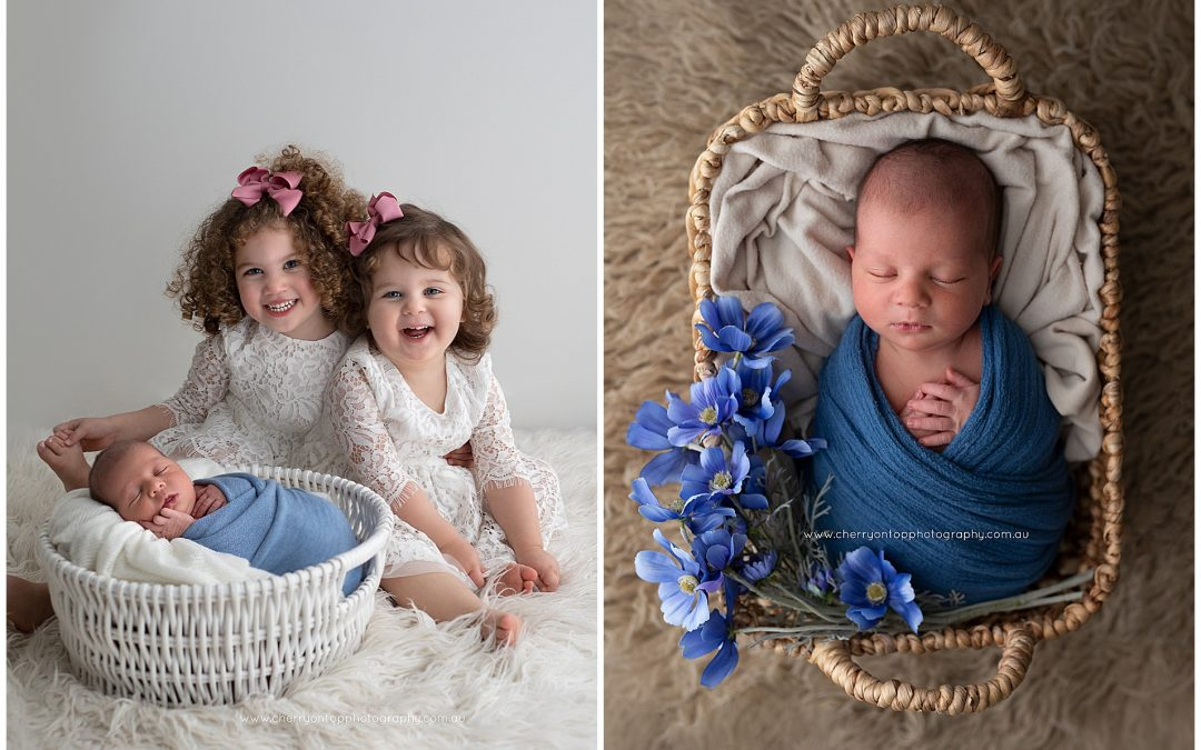 Dane | Newborn Photography Sydney
