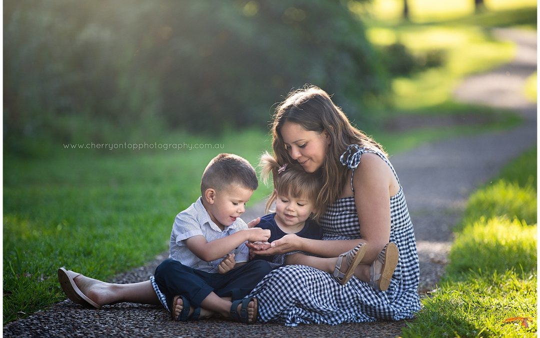 Family Outdoor Session | Sydney