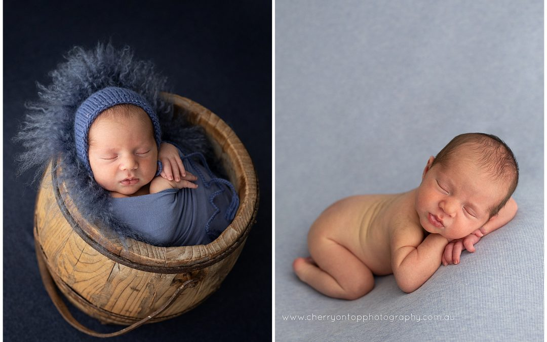 Lukas | Newborn Photography Sydney