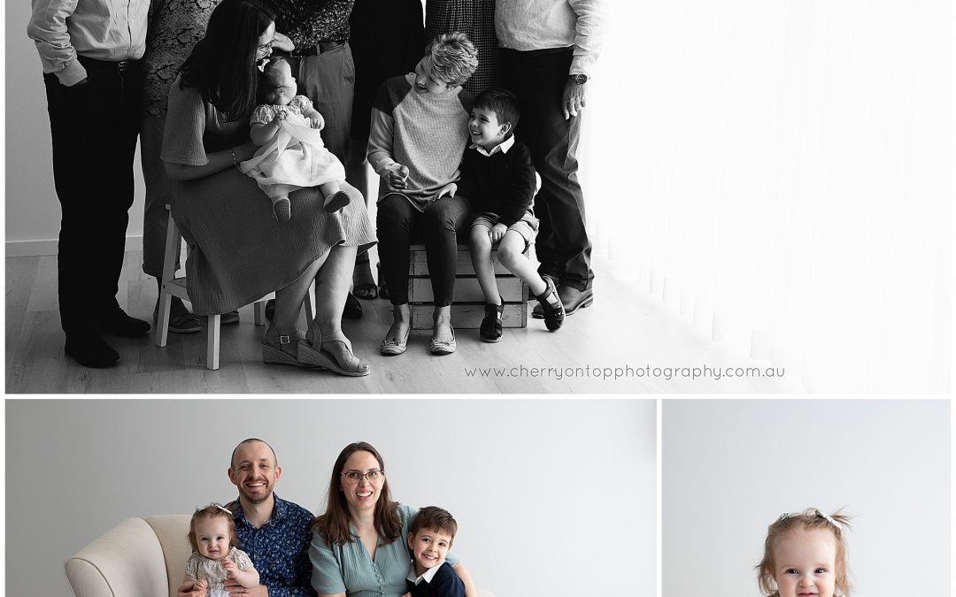 Indoor Family Session |Hills District, Sydney