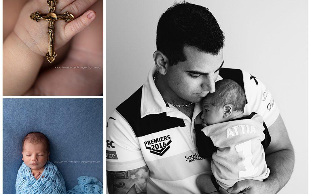Christopher | Newborn Photography Sydney
