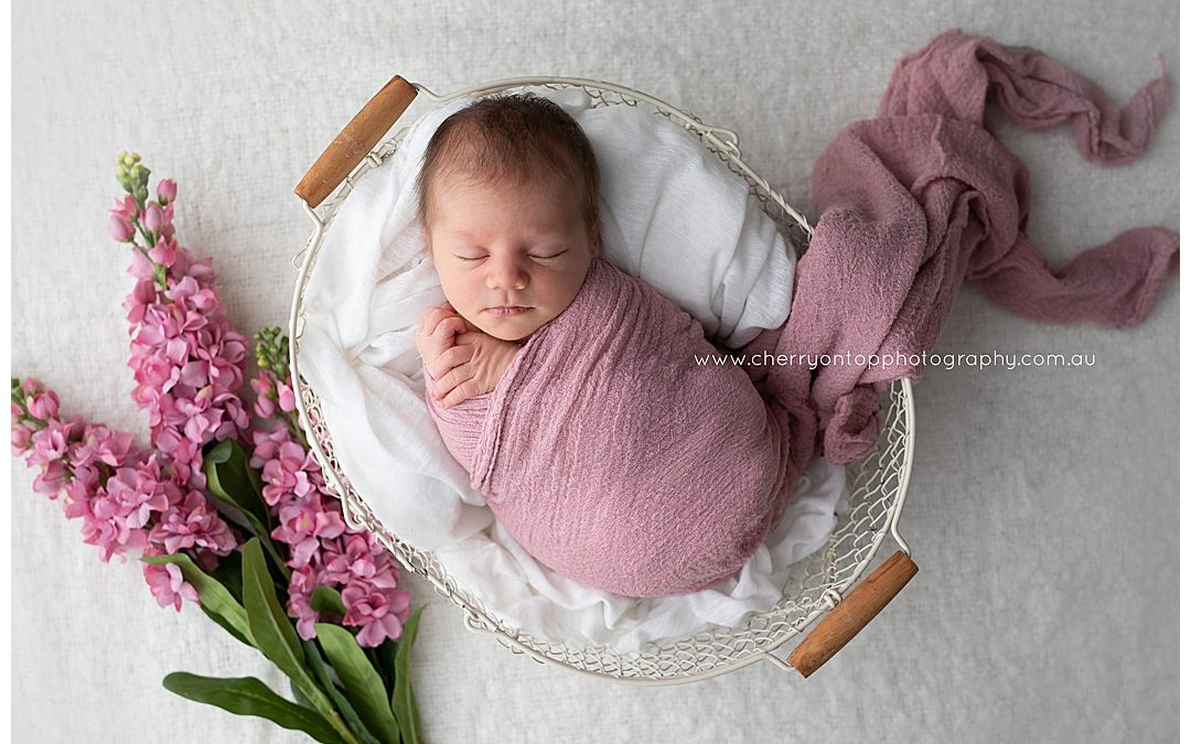 Kyla | Newborn Photography Sydney