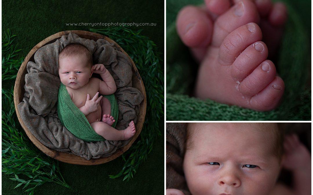 Lucas | Newborn Photography Sydney