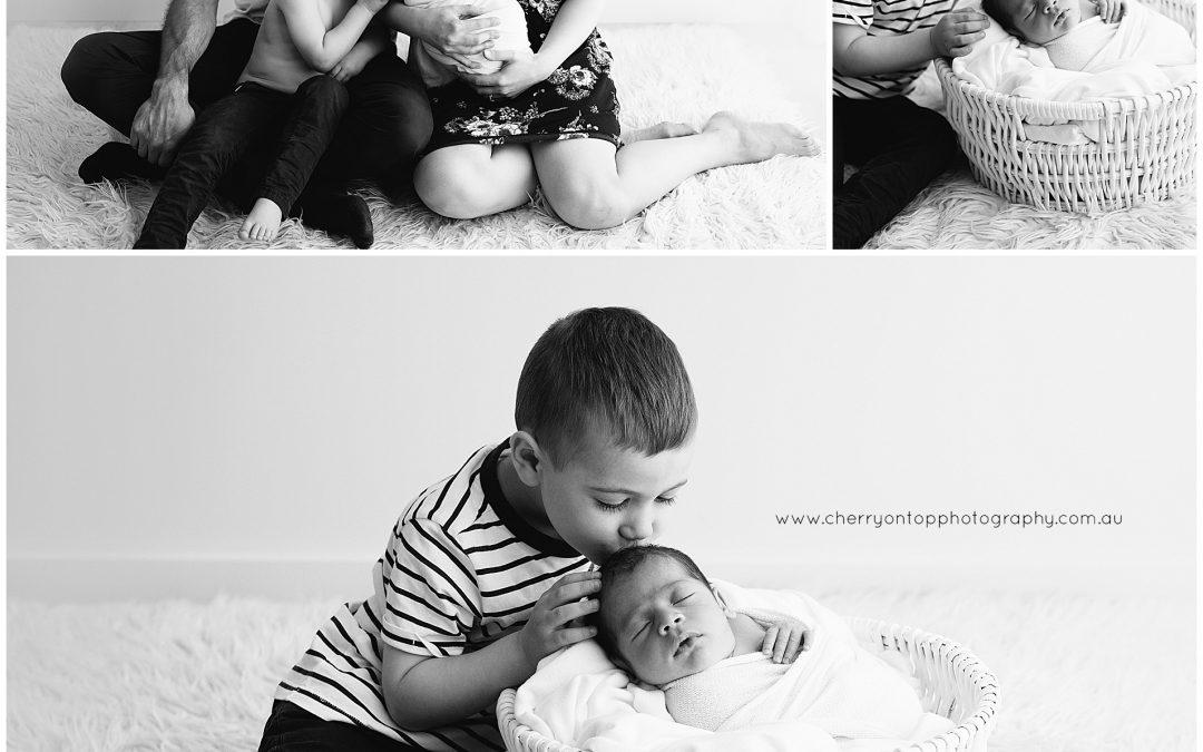 Nathan & Lachlan | Newborn Photography Sydney