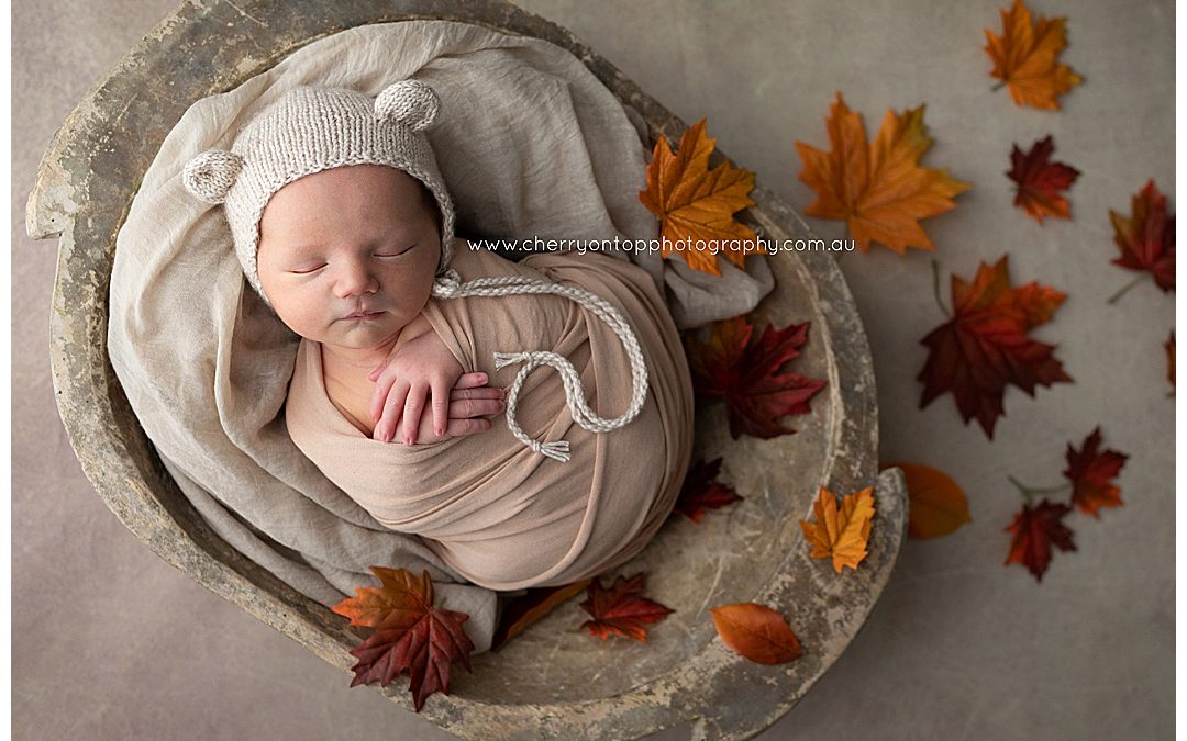 Ashton | Newborn Photography Sydney