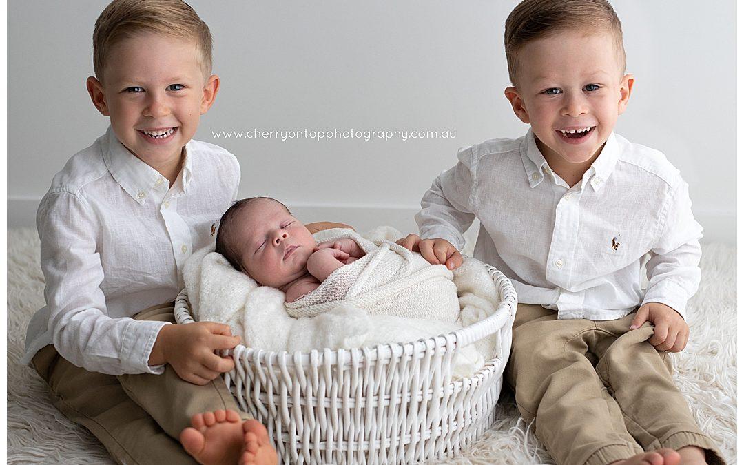 Nathaniel | Newborn Photography Sydney