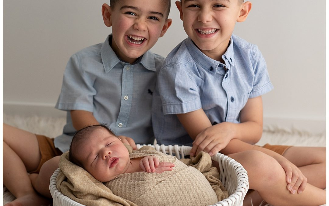 Lachlan | Newborn Photography Sydney