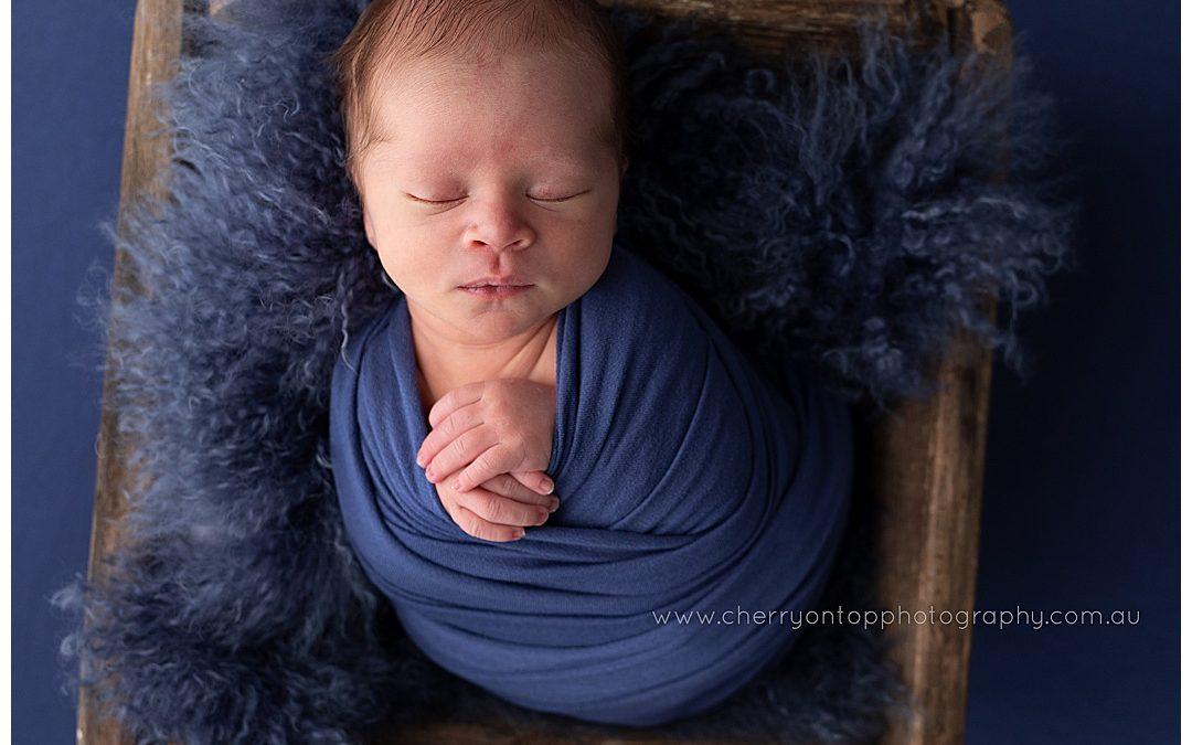 Joey | Newborn Photography Sydney