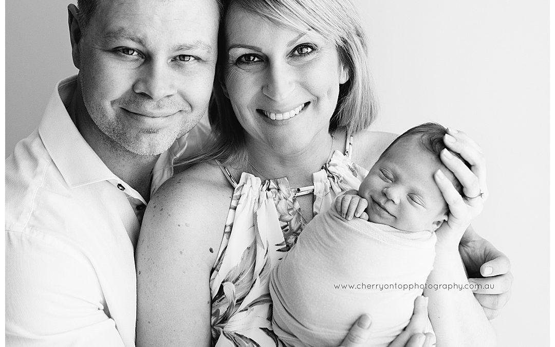 Lucy | Newborn Photography Sydney